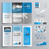 Fotografie Brochure Template Design
