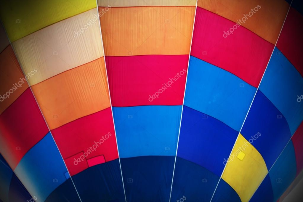 Yellow Hot Air Balloon texture — Stock Photo © jukree ...