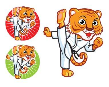 Taekwondo Tiger
