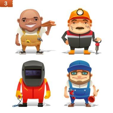 Construction professions set