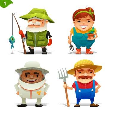 Farm professions set