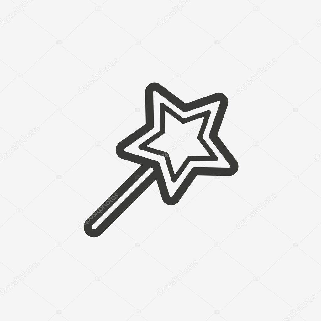 Star outline icon stock vector kchungtw 120047526 star outline icon stock vector sciox Gallery
