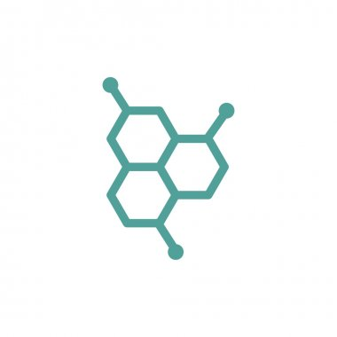 Chemistry icon sign