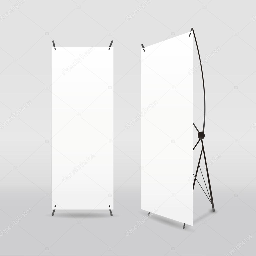 blank roll-up banners template