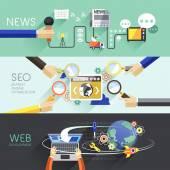 lapos kivitel, a hírek, a Seo és a web