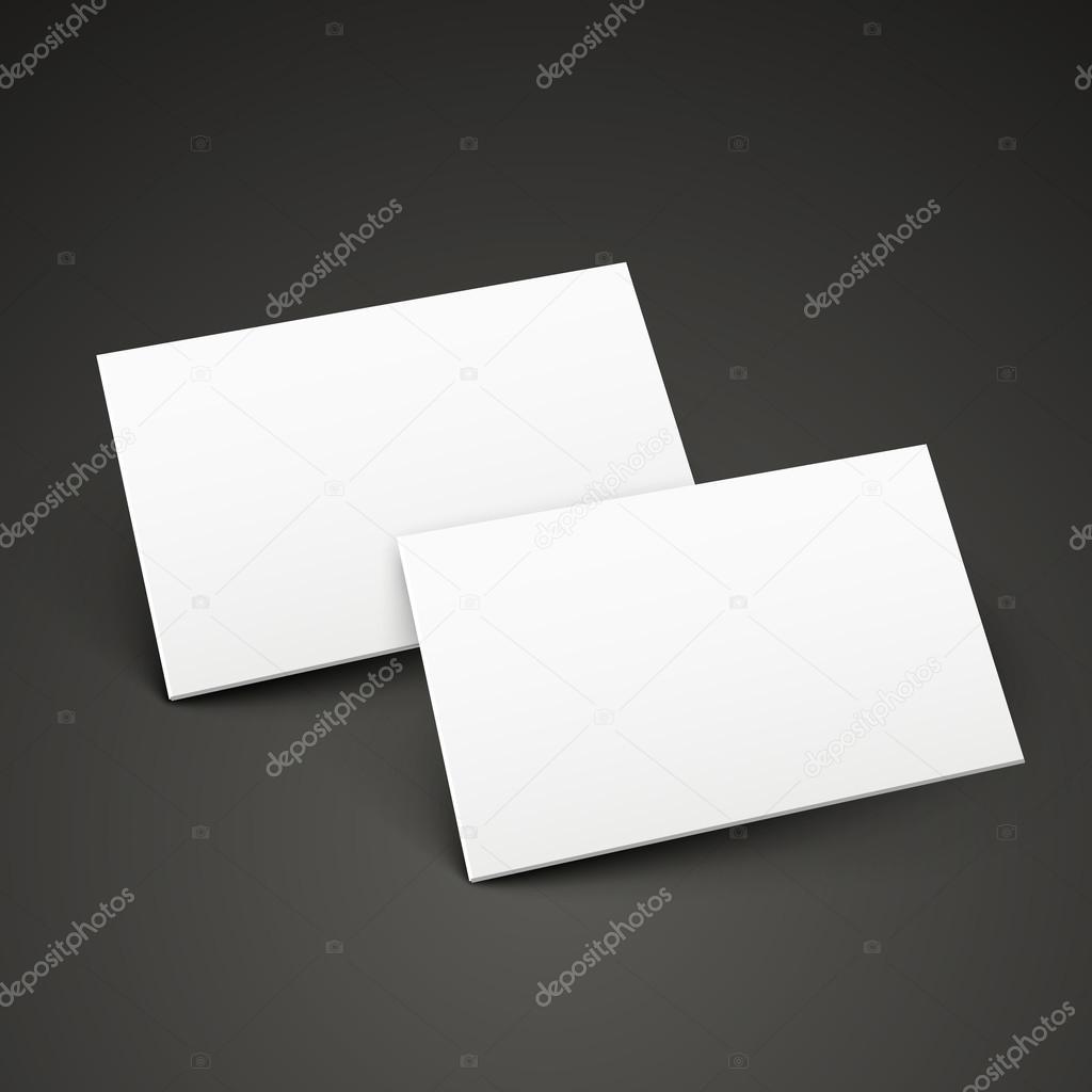 Name Karten Vorlage 3D-Design — Stockvektor © kchungtw #57978821