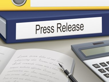press release binders