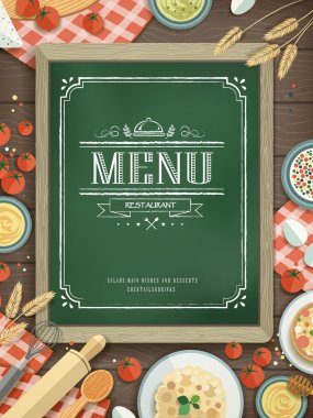 lovely restaurant menu