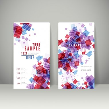 lovely brochure template design