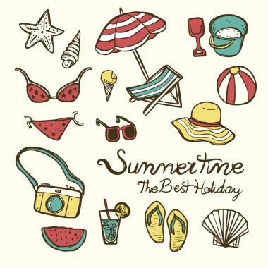 lovely summertime essentials
