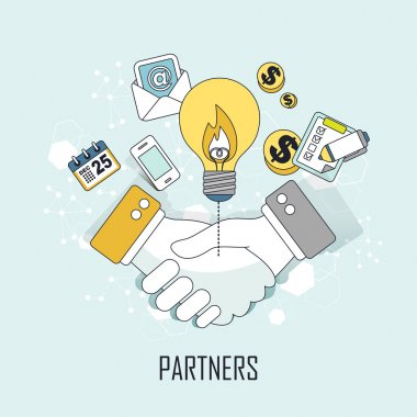 partners concept