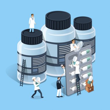 medicine management concept