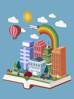 knowledge city concept