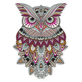 Photo sumptuous owl