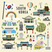 Photo South Korea attractions