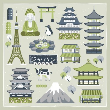lovely Japan traveling collections