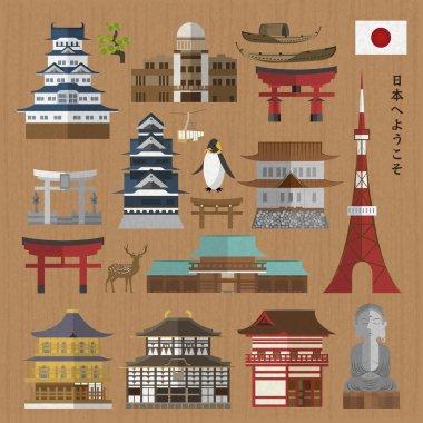 elegant Japan travel collections