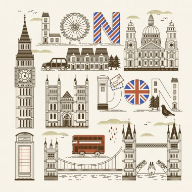 London attractions collection