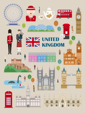 United Kingdom travel collection
