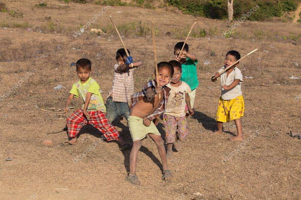 Resultado de imagen de pobres.pobreza en Myanmar