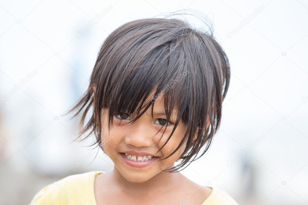 Speaking. little indonesian girls face something also