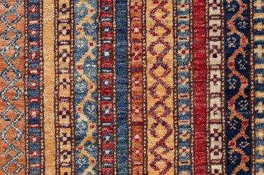 Detail asian carpet in Istanbul, Turkey.