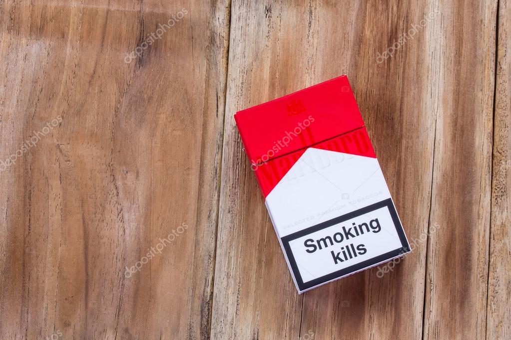 Black Devil cigarettes Sweden