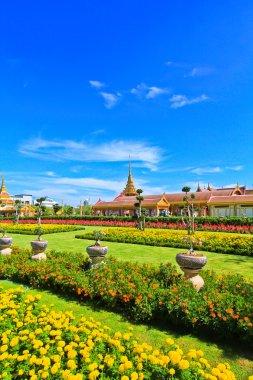 Royal Crematorium in Bangkok