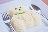 Chutné vařené rýže