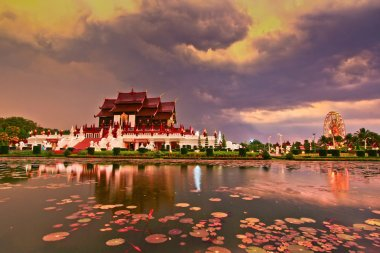 Horkumluang in Chiang Mai Province