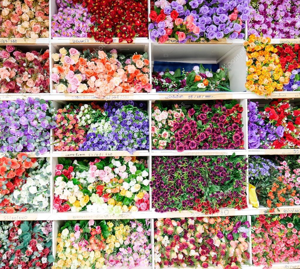 Beautiful flower shop stock photo deerphoto 112396156 beautiful flower shop close up photo by deerphoto izmirmasajfo Gallery