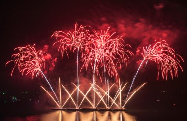 amazing fireworks show