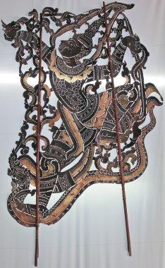 Ancient Thai pattern