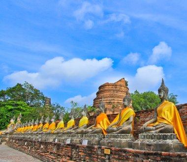 Ancient Temple of Ayutthaya