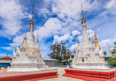 Pagoda and stupa Inle lake