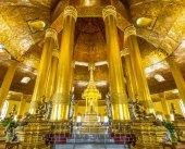 Swedaw Myat Temple Yangon, Myanmar (Burma)
