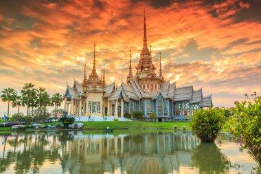 Wat thai in temple Thailand