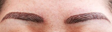 Beauty permanent makeup