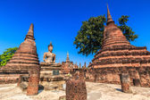Fotografie Sukhothai historický park v Thajsku