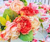 Romantic beautiful flowers