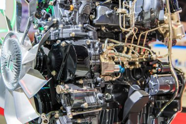 Industrial Car engine