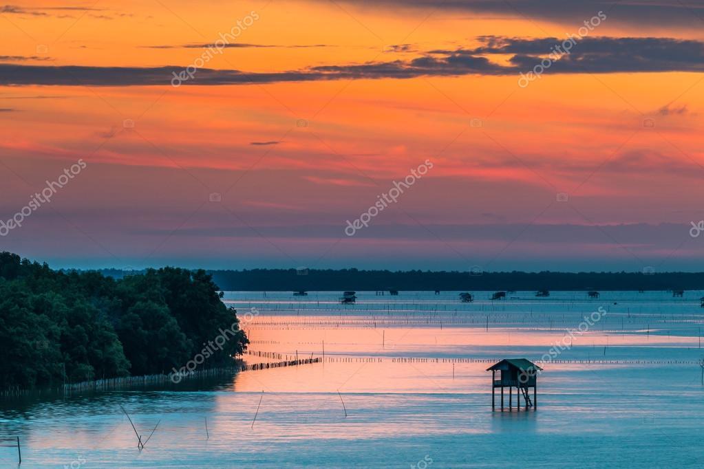 Thailand nature landscape.