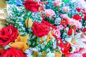 Fotografie Colorful flowers bouquet