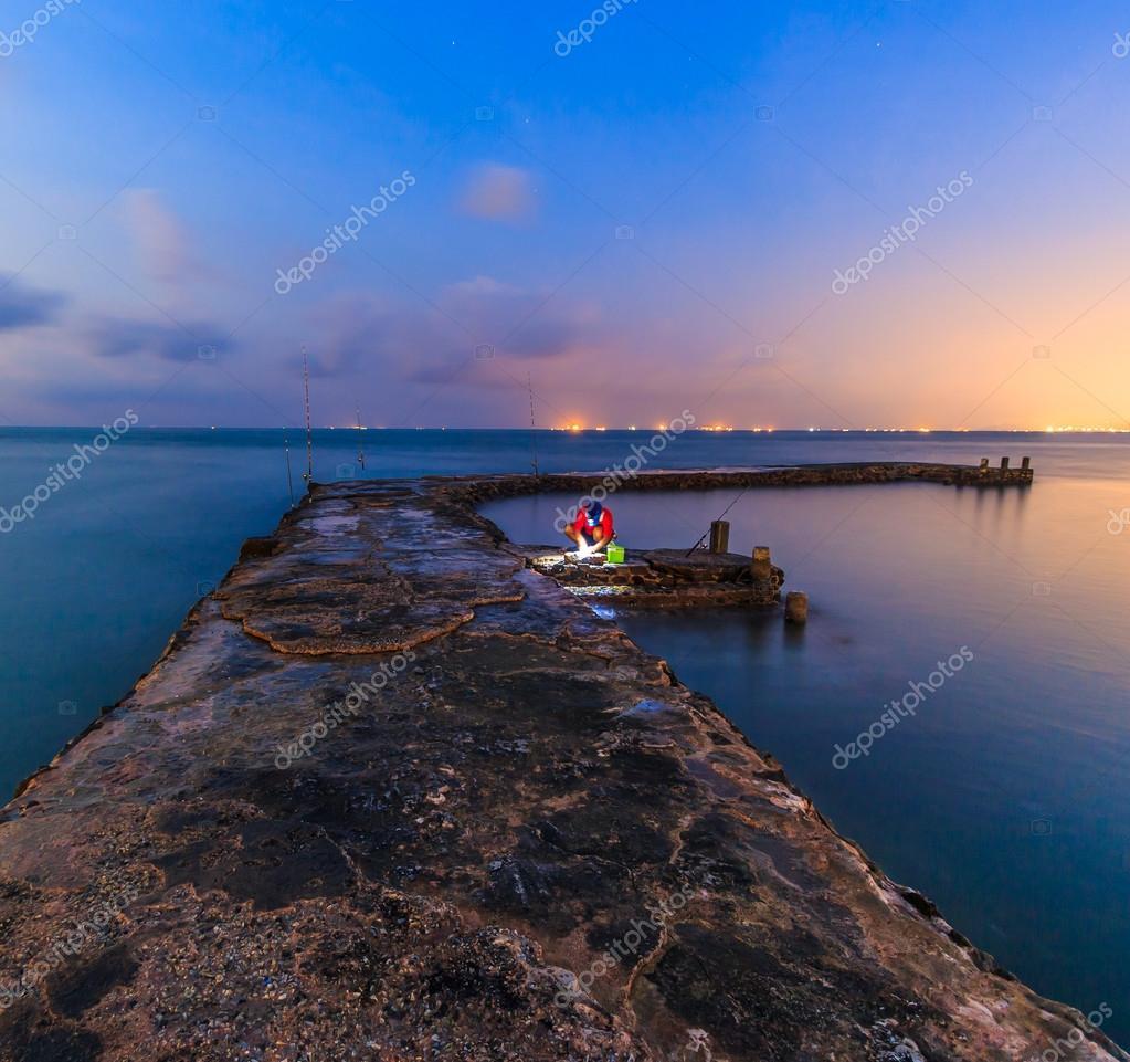 marine sunset Landscape