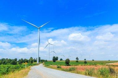 wind turbines factories