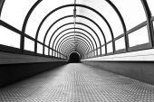 gyalogos alagút