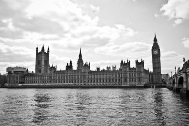 The Palace of Westminster is the meeting place of the House of C
