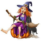 vicces boszorkány