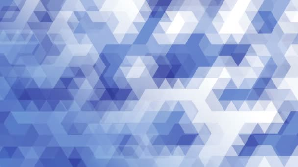 Abstract animated trendy pattern