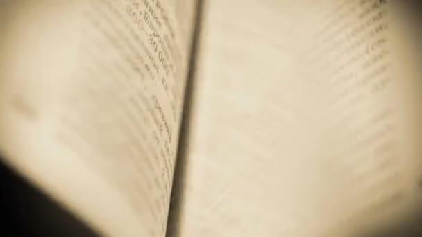 a könyv lapjain